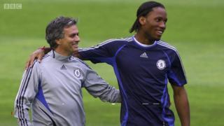 첼시의 전설이 된 드록바는 여전히 행복하다