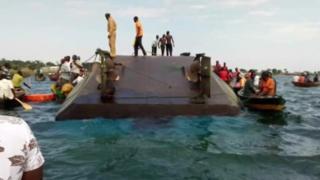 တန်ဇန်းနီးယားမှာ သင်္ဘောမှောက်လို့ လူ၁၀၀ ကျော်သေဆုံး