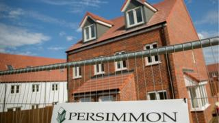 Persimmon house