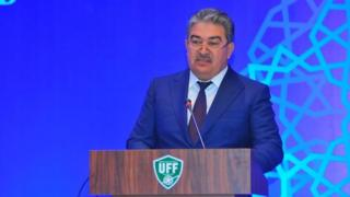 Ўзбекистон футбол ассоцияцияси янги Президенти Очилбой Раматов