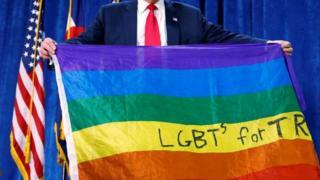 Trans bireyler Trump yönetimi altında haklarının elinden alınacağından çekiniyor.