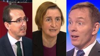 Owen Smith, Nia Griffith, Chris Bryant