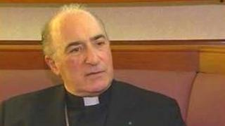Archbishop Mario Conti