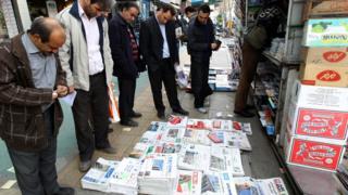 روزنامههای ایران