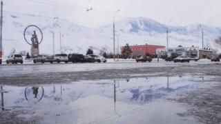 Изилдөөчүлөр кыргыз шаарлары чынында каралбай калган дешти