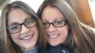 Leah Heyes with her mum Kerry Roberts