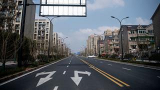 Hangzhou, koronavirüs salgını nedeniyle karantina altına alınan kentler arasında.