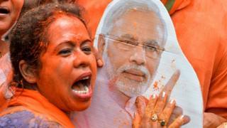 மக்களவைத் தேர்தல் 2019: பா.ஜ.க முன்னிலை - எப்படி சாத்தியமானது இந்த வெற்றி?
