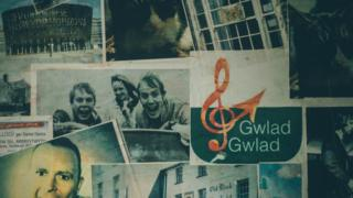 Llew Du, Aberystwyth