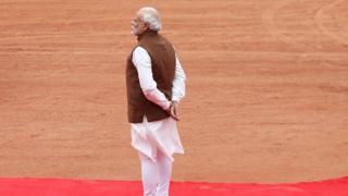 نارندرا مودی، نخست وزیر هند