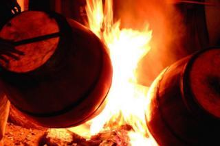 Tambores de Candombe