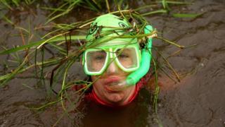 Заплыв в канаве