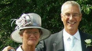 Roger and Glenis Freeman