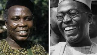 Samuel Ladoke Akintola ati Obafemi Awolowo
