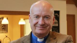 The Reverend Timothy Davis