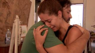 Eddie y Yara Bitar