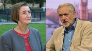 nia griffith a jeremy corbyn