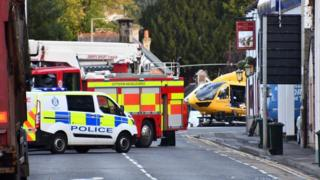 Man dies in hospital a week after industrial accident in Perth