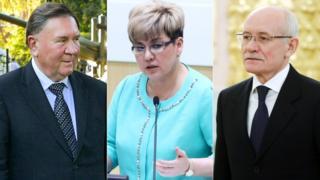 Александр Михайлов, Наталья Жданова и Рустэм Хамитов ушли в отставку
