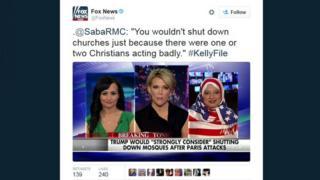 Fox News Twitter screenshot