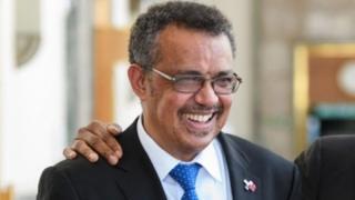 الإثيوبي تيدروس أدهانوم مديرا جديدا لمنظمة الصحة العالمية