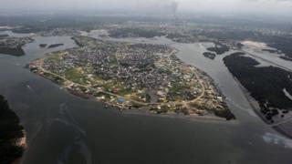 L'enlèvement des otages aurait eu lieu dans la région du Delta du Niger.
