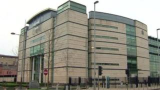 Belfast Crown Court heard Mr Flannigan took delivery of the semi-automatic pistol just hours after the shooting.