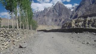 El valle de Shimshal queda en un lugar apartado en la región de Hunza, en el norte de Pakistán (Foto: Vanessa Nirode)