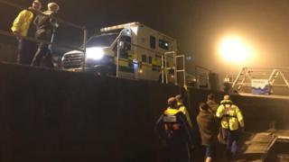 Rescue at Nairn