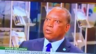 Waziri wa maswala ya kigeni nchini Tanzania Palamagambo Kabudi