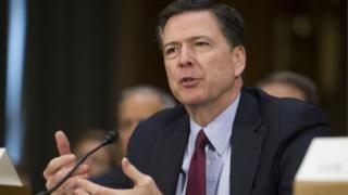 Giám đốc FBI James Comey sẽ trình bày về các mối liên hệ có thể giữa Nga và chiến dịch tranh cử của ông Trump