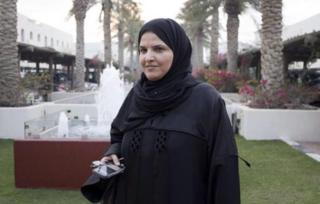 Aziza al-Yousef oo u ololaysa xaquuqda dumarka