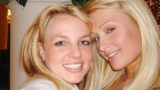 Britney Spears e Paris Hilton