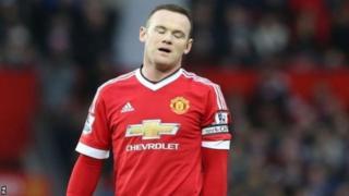 Mshambulizi matata wa Man U Wayne Rooney
