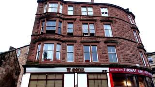 The flat in Parnie Street