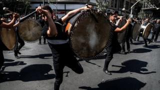 تنوع عزاداری محرم در ایران