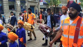 Sikhs in Doncaster