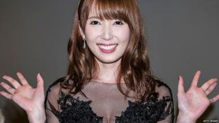 Yui Hatano attending a film festival in Taipei, 2015