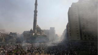 قضية مسجد الفتح تعود إلى عام 2013 عندما أطيح بالرئيس محمد مرسي