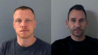 Robert Price; Kevin McCabe in custody