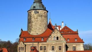 Kastil Polandia