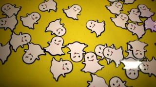 Snapchat 标志