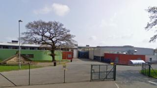 Larbert High School