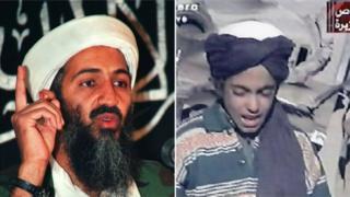 Usame Bin Ladin ve Hamza Bin Ladin