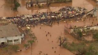 အကူအညီတွေ လိုအပ်နေတဲ့ အာဖရိက မုန်တိုင်းဒုက္ခသည်များ