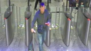 Suspects at Heathrow Airport