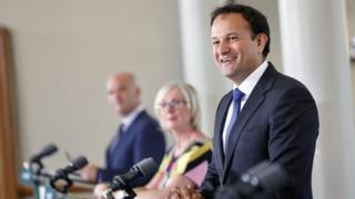 Northern Ireland Leo Varadkar