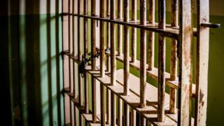 Jail bars (file photo)