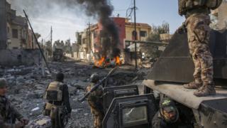 Shambulizi hilo linatajwa kama kisasi kwa serikali ya Iraq