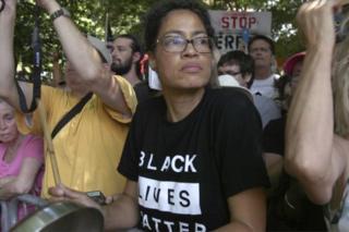 Jalane Schmidt, UVA professor and Black Lives Matter activist